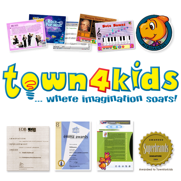 About | Town4kids Music Programmes