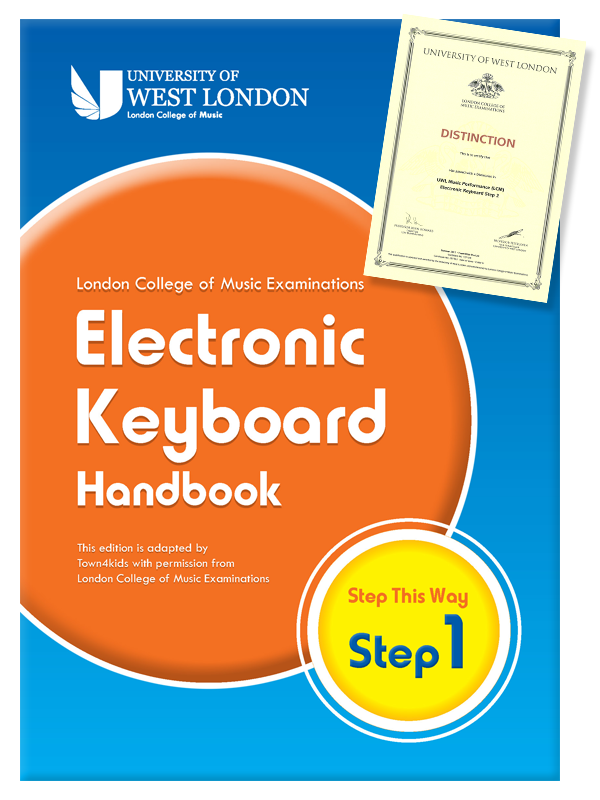 LCM Electronic Keyboard Course | Town4kids Music Programmes